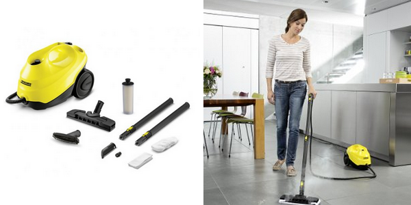 mon avis sur le karcher sc3. Black Bedroom Furniture Sets. Home Design Ideas